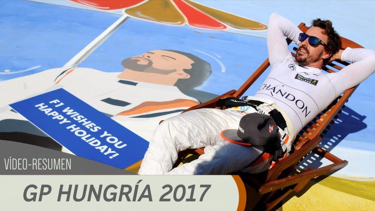 Resultado de imagen de Gran Premio de Hungría 2017