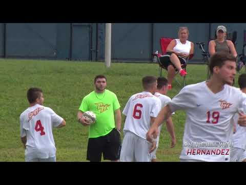 On the Hill with Hernandez - Chestnut Hill College Men's Soccer vs. SNHU