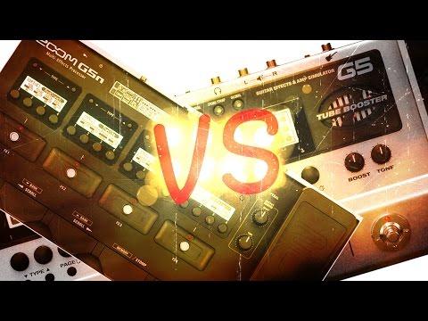 Download Zoom G5 vs Zoom G5N | Alex Machado