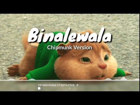 Binalewala - Michael Dutchi Libranda (chipmunks)
