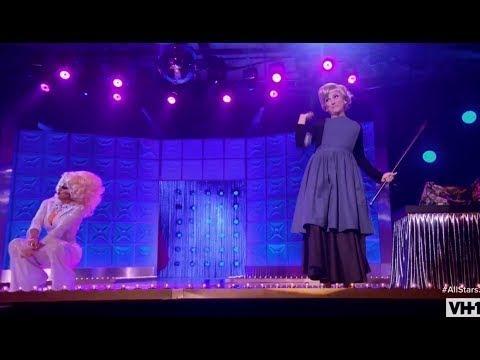 Rupauls Drag Race Allstars 3 - Bendelacreme's Vh1 Divas Performance