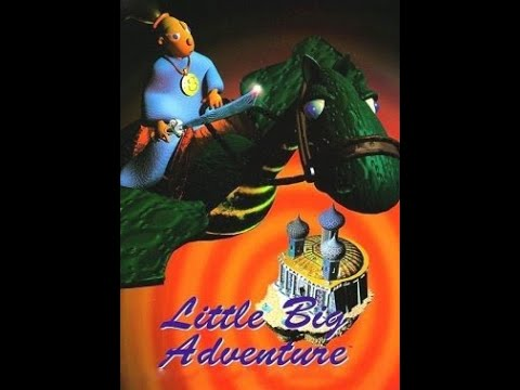 Little Big Adventure (PC, Enhanced Edition) - Final Moments |