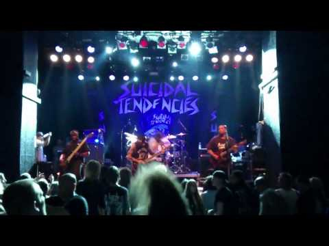 Suicidal Tendencies Tivoli Utrecht Holland