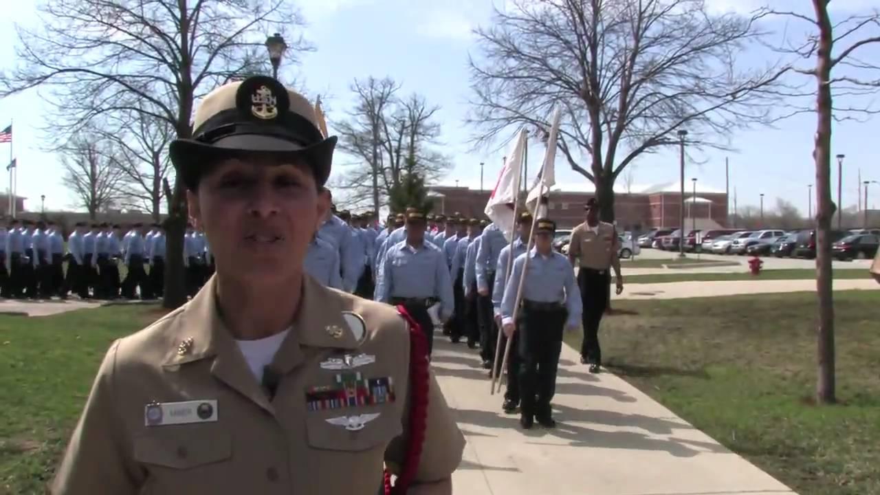 Navy Boot Camp