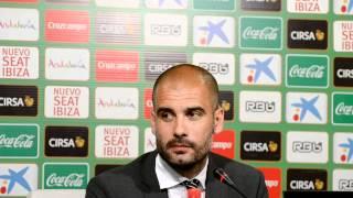 Pep Guardiola (Betis - Barca)