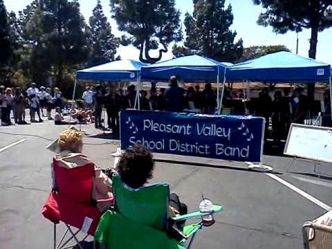 Las colinas middle school band concert