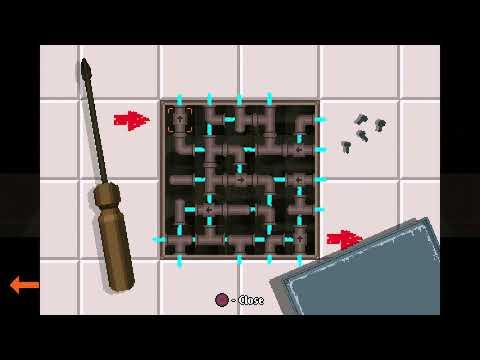 DreamBreak - Walkthrough 7 - The Sewer |