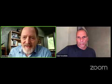 James K. Galbraith And Yanis Varoufakis: Another Now #7 | DiEM25 TV