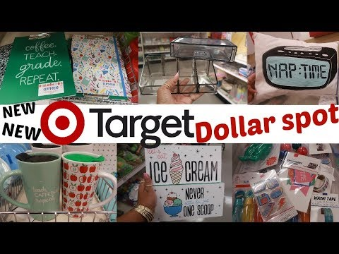 NEW FINDS @ TARGET DOLLAR SPOT!!!! BACK TO SCHOOL & MORE!!!
