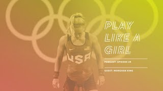 USA Olympic Weightlifter - Morghan King