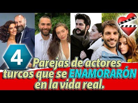 4 Parejas De Actores Turcos Que Se Enamoraron En La Vida Real