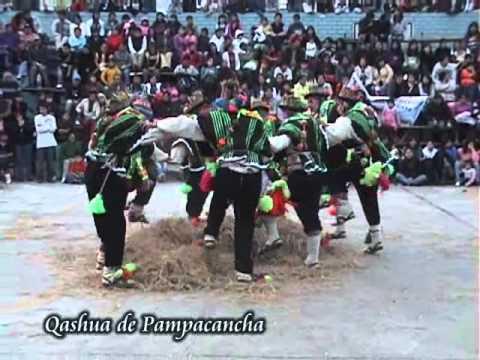 Danza: Qashua de Pampacancha