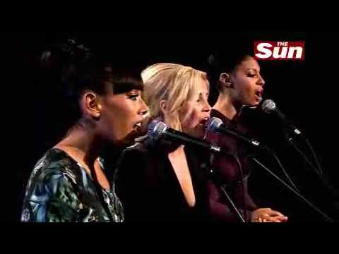 Sugababes - Crash and Burn (Live)