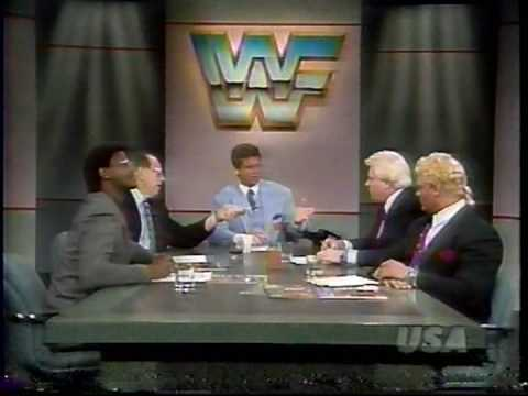 WWF Prime Time Heenan Jokes