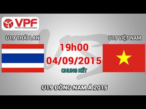 U19 Thái Lan vs U19 Việt Nam - U19 Đông Nam Á | FULL
