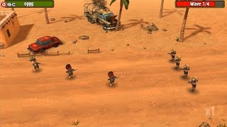 Pocket Troops Mini Army / Mini Army Warriors / Android Gameplay FHD #2