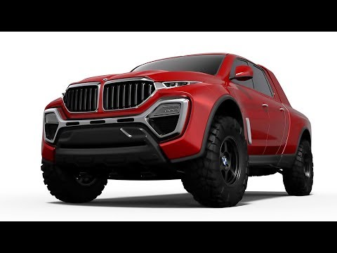 2020 Bmw Pickup Truck Youtube