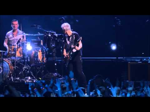 U2 Full Encore Live in Paris 2015 (ProShotHD)