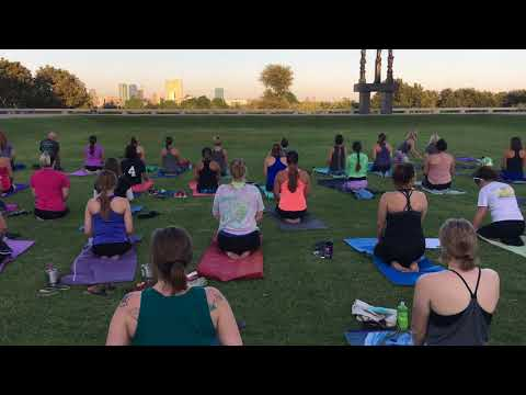 Chill Out Yoga Presented by Alchemy Pops