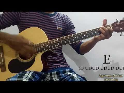 Koi Vi Nahi (Shirley Setia) - Guitar Chords Lesson, Strumming Pattern, Running Progressions