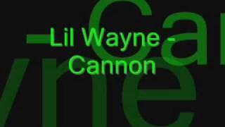 Lil Wayne - Cannon Instrumental
