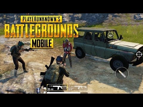 Playerunknown's Battlegrounds Mobile - HOW TO WIN (EASY!)