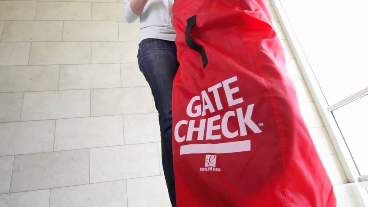 JL Childress Gate Check Bags