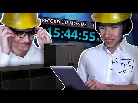 SPEEDRUN IKEA : RECORD DU MONDE DE SARDOCHE, Ft. BEST OF SARDOCHE (Okazuma)