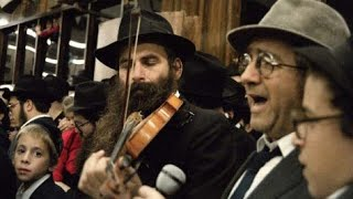 Kos Shel Bracha with a Violin | Motzei Shavuos, 5743 (Audio)