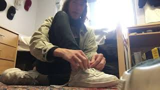 unboxing my FOOT