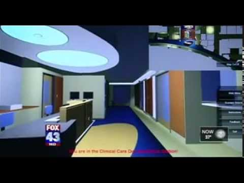3D building model helps staff visualize interior of new Penn State Hershey Children's Hospital