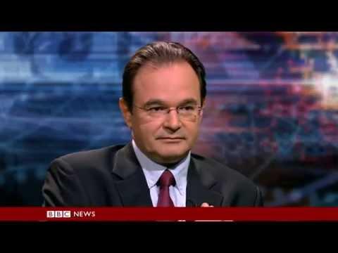 George Papaconstantinou at BBC HARDtalk