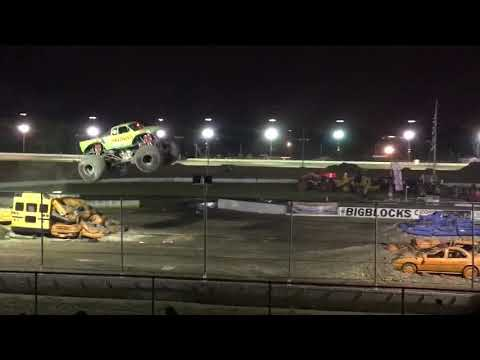 Avenger - Freestyle - 9/16/17 - Bridgeport Speedway