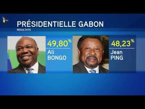 """Gabon : """"On fait comme si c'était une vraie proclamation de résultats correspondant à la volo..."""