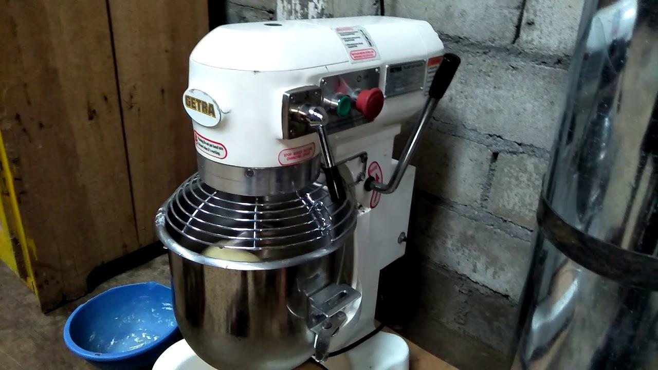 081 225 378 009 Jual Mixer Planetary Jual Mixer Getra Mixer