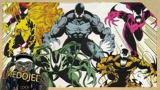 Symbionti z filmu Venom VYSVĚTLENI!!