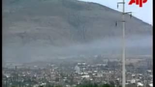Lufta në Haraqin 2001 - Tradhtia e Komandant Telit