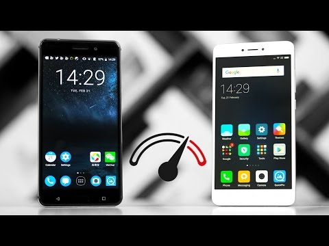 Nokia 6 vs Xiaomi Redmi Note 4 Speedtest Comparison!