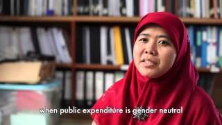 Gender Responsive Budgeting: Indonesia
