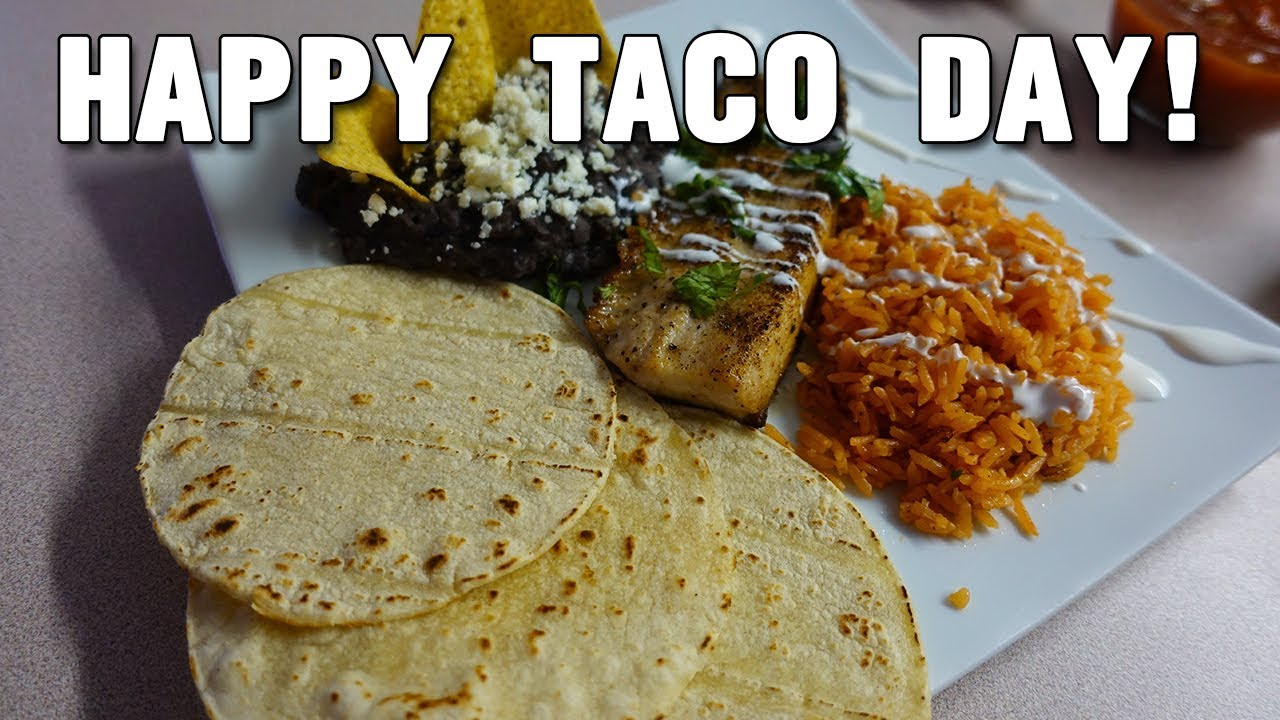 Celebrate National Taco Day: 3 gourmet taco recipes you can make at home