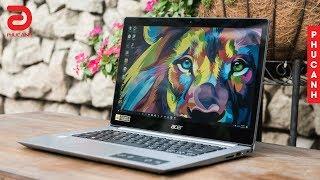 Acer Swift 3 (Kabylake-R) | Phiên bản hoàn hảo với CPU Intel Core thế hệ 8 mạnh mẽ