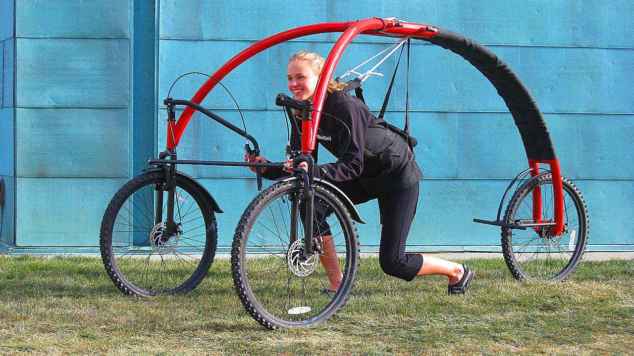 5 Самых Удивительных Велосипедов в Мире