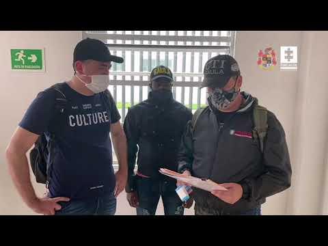En Ibagué cayeron dos ex policías de peligrosa banda extorsiva