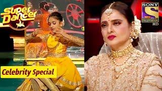 'In Aankhon Ki Masti' Peformance को मिली Rekha जी की शाबाशी   Rekha   Celebrity Special   Mashup