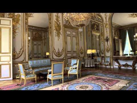 Découvrez le Palais de l'Elysée à Paris