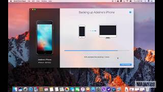Backup Your iPhone & iPad with the Free Mac app iMazing Mini