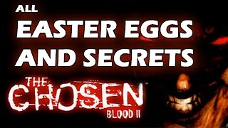 Blood 2 The Chosen Easter Eggs and Secrets HD