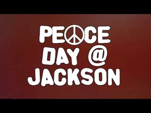Peace Day at Jackson Middle School