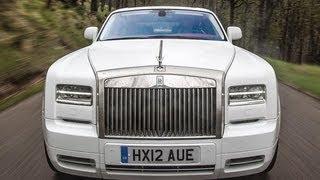 Rolls Royce Phantom 2012