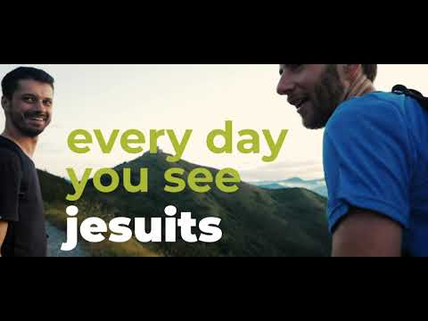 Every day you see JESUITS who... ❓❕ #jesuitvocations